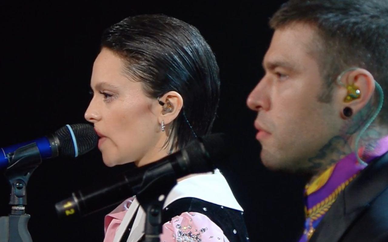 Sanremo 2021: Francesca Michielin e Fedez come Albano e Romina