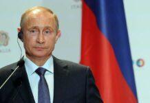 Vladimir Putin, presidente della Russia (Getty Images)