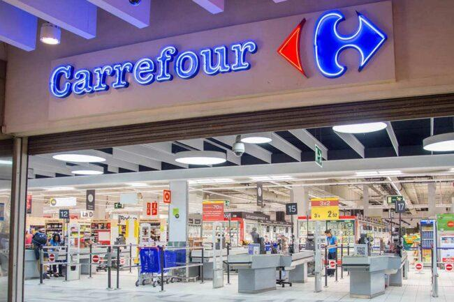 Carrefour - immagine di repertorio (Google Images)