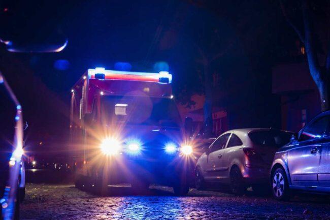 Dramma, ambulanza - immagine di repertorio (AdobeStock)