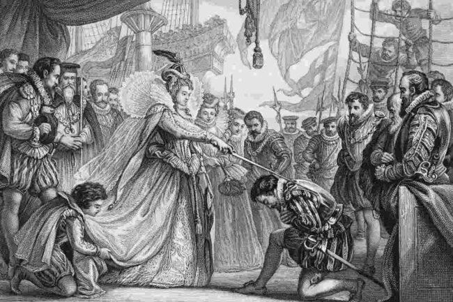 Elisabetta I (GettyImages)