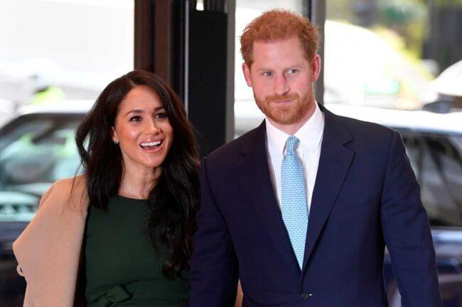 Harry e Meghan (GettyImages)