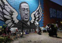 Murales George Floyd (Getty Images)