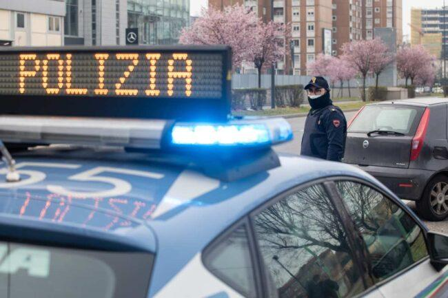 Polizia - immagine di repertorio (Getty Images)