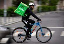 Rider Uber Eats - immagine di repertorio (Google Images)