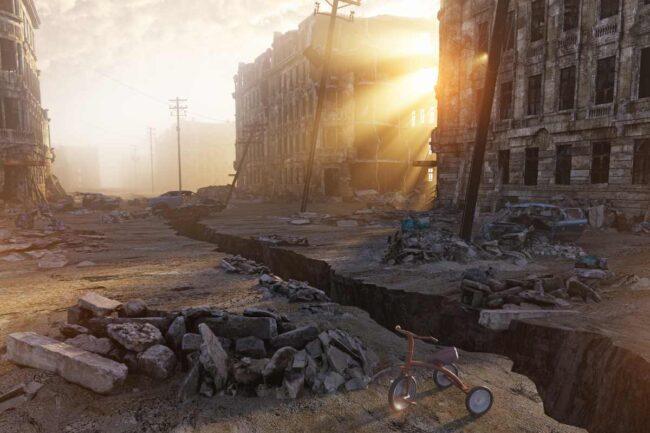 Terremoto - immagine di repertorio (AdobeStock)