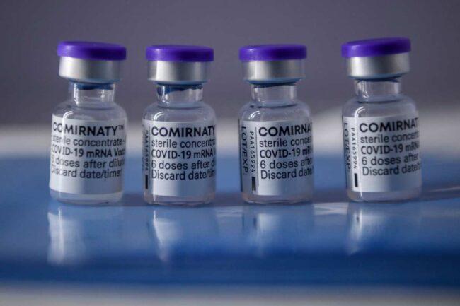 Vaccini anti-covid - immagini di repertorio (Getty Images)