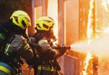 Incendio ospedale di Bari, immagine di repertorio (AdobeStock)