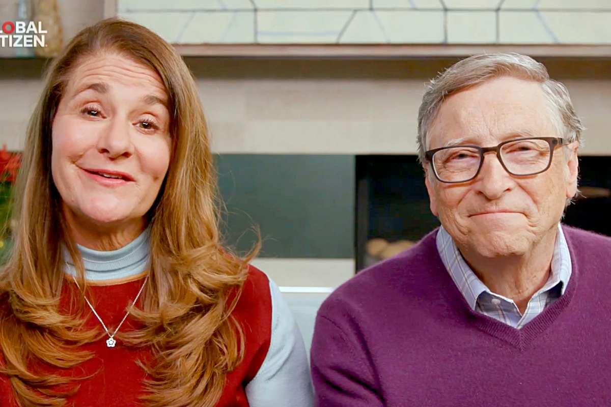 Bill e Melinda Gates (GettyImages)
