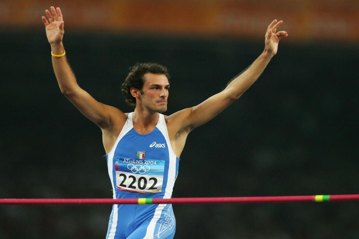 Campione olimpico Alessandro Talotti (GettyImages)