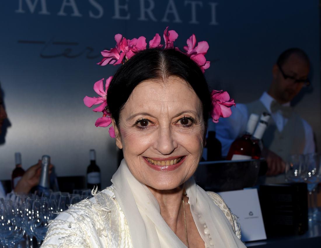 Carla Fracci (Getty Images)