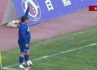Cina - calcio (Google Images)