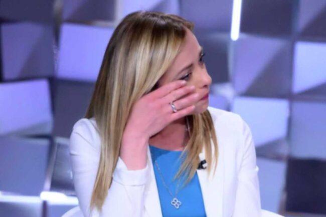 Giorgia Meloni (Google Images)