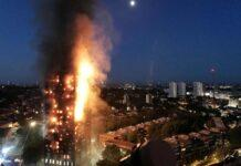 Incendio - Londra (Getty Images)