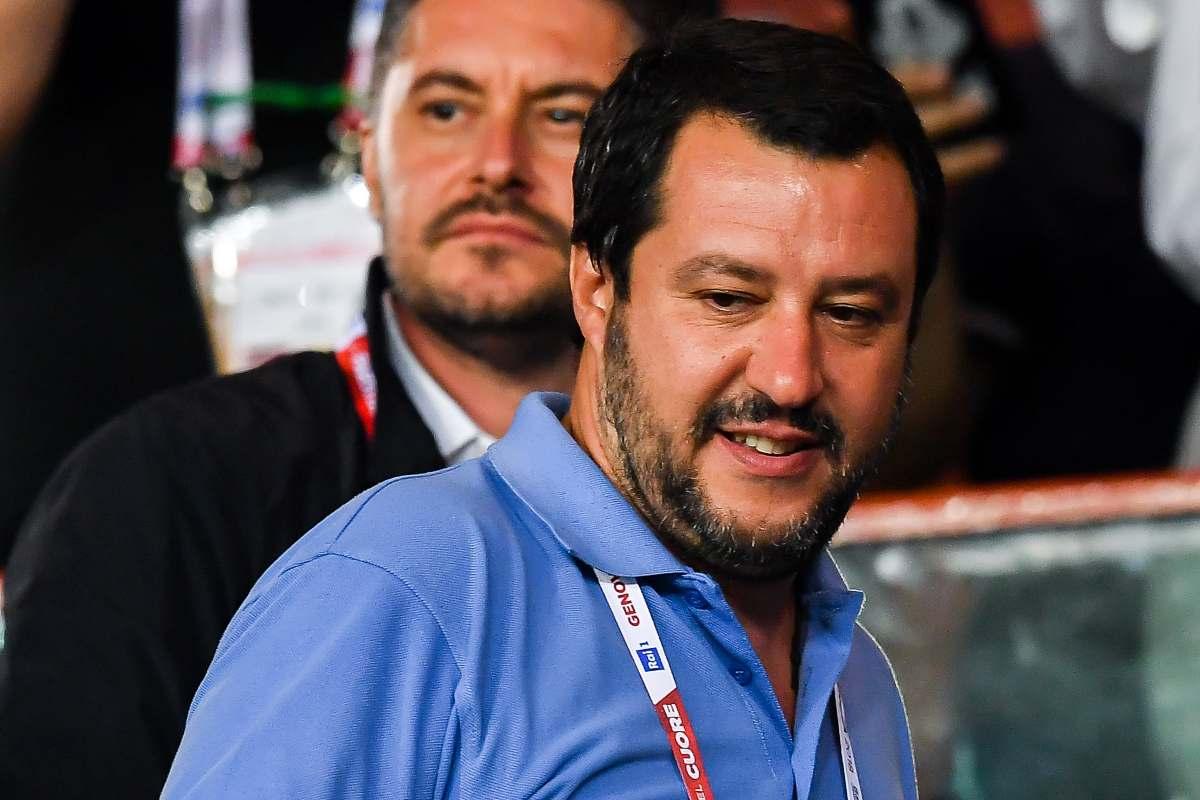 Matteo Salvini (GettyImages)