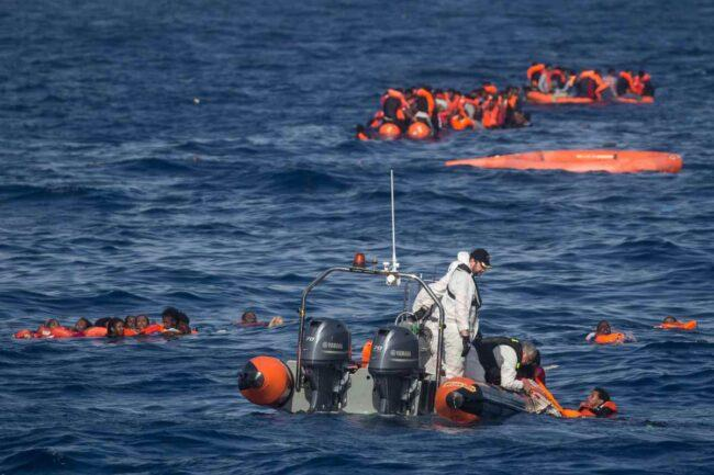 Migranti (GettyImages)