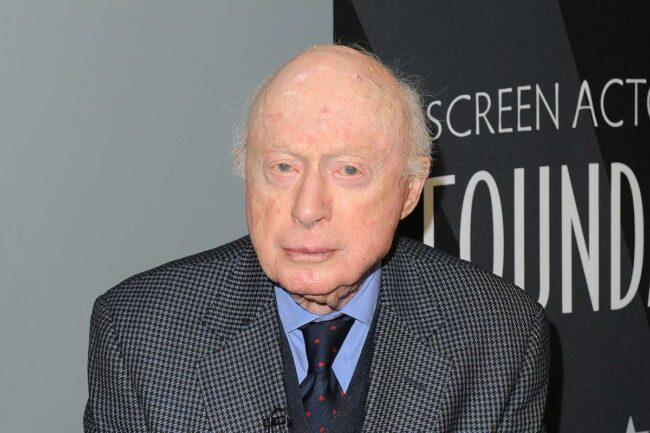 Norman Lloyd (GettyImages)