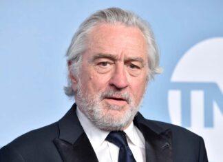 Robert De Niro ad un evento (GettyImages)