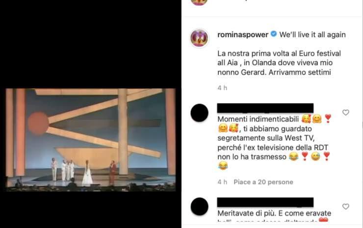 Romina Power ricordo intenso: pochi ricordano quel dettaglio di Albano