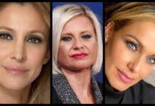 Adriana Volpe, Antonella Elia e Sonia Bruganelli(Google Images)