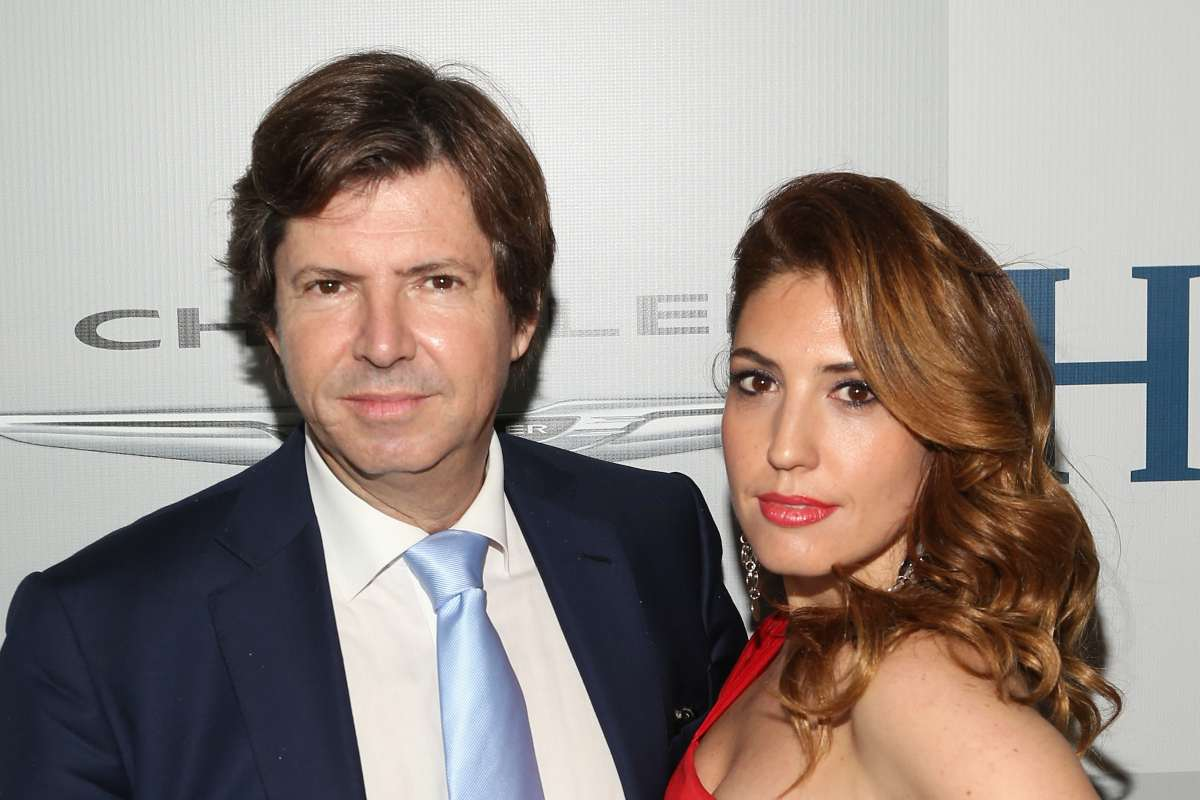 Arianna Bergamaschi e Olivier François (GettyImages)