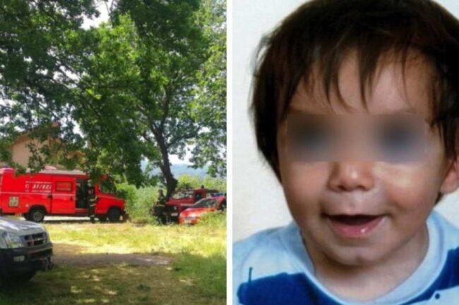 Bambino scomparso (Google Images)