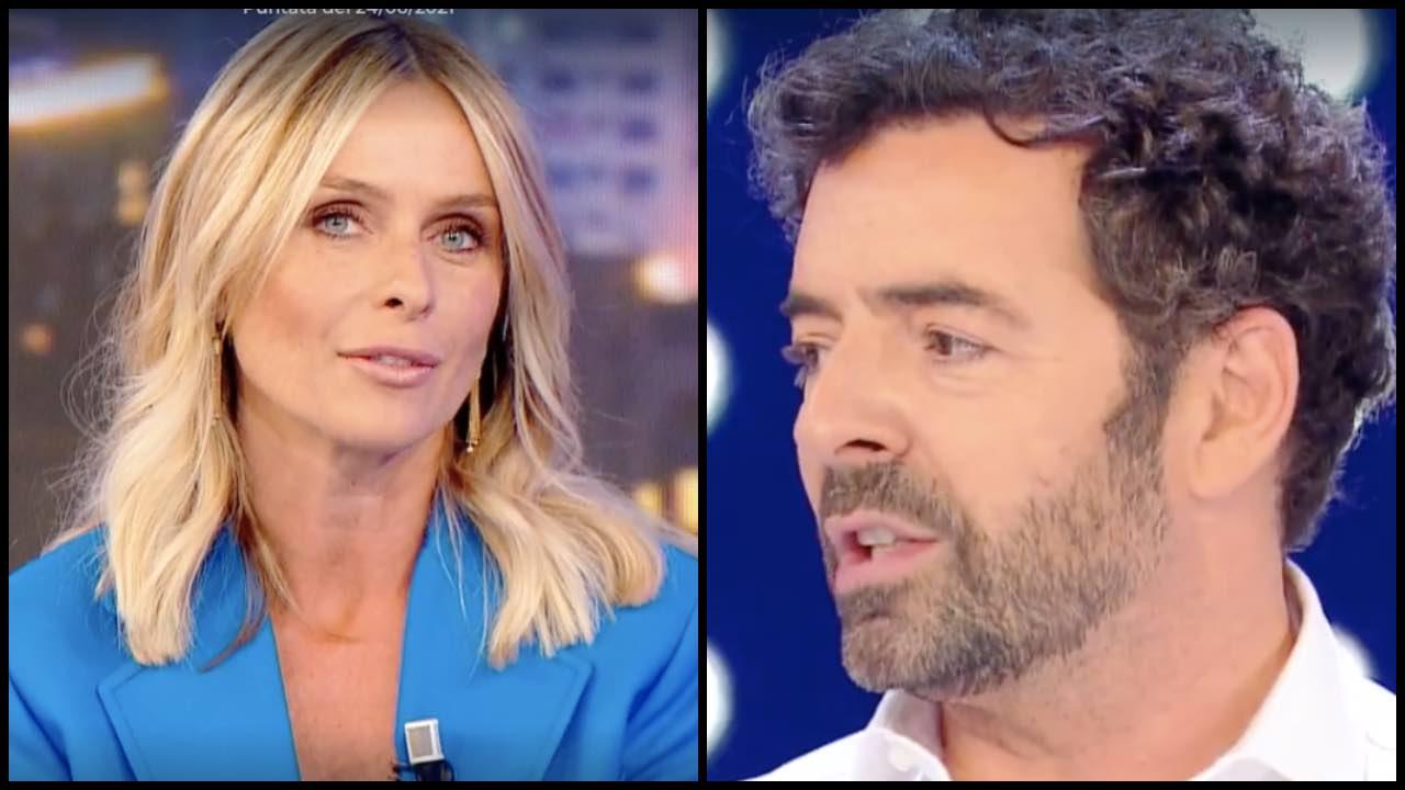 """Serena Autieri, la richiesta di Alberto Matano: """"Com'è che fa?"""""""