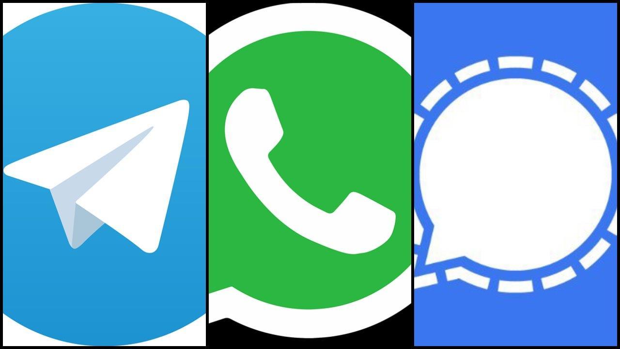 Telegram e Signal alternative a Whatsapp: cosa sono e come funzionano