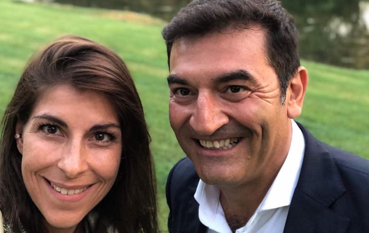 Benedetta Bellini e Max Giusti (Instagram)