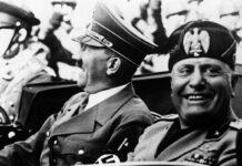 Benito Mussolini (GettyImages)