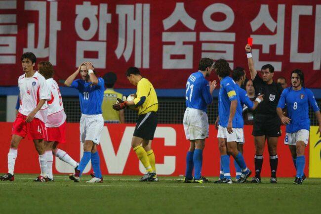 Calcio - Italia-Sud Corea 2002 (GettyImages)