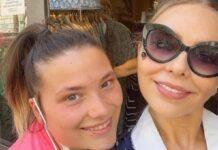 Carolina Fachinetti e Ornella Muti (Instagram)