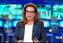 Cesara Buonamici, giornalista e conduttrice del TG5 (Google Images)