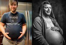 Danny Wakefield, padre trans (Instagram)