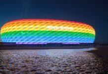 Diritti LGBT - calcio (Fonte: Twitter)