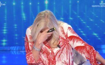 """Mara Venier lacrime a Domenica In: """"Non sono stati giorni facili"""""""