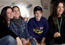 Jessica Morlacchi e i Gazosa (Google Images)