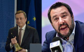 Draghi schiaffo