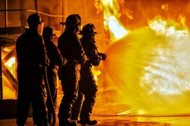 Miniera, pompieri - immagine di repertorio (AdobeStock)