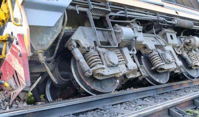morto treno