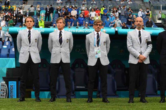 Nazionale Italiana di Calcio (GettyImages)