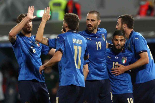 Nazionale italiana (GettyImages)