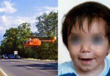 Nicola Tanturli, bambino scomparso (Adobe Stock)
