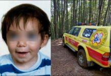 Nicola Tanturli, bambino scomparso (Google Images)