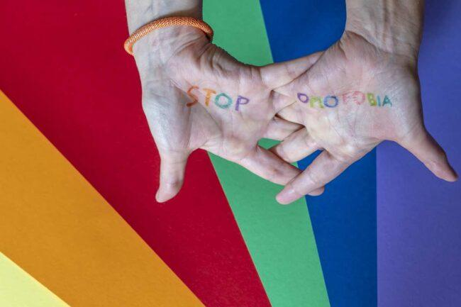 Omofobia (AdobeStock)