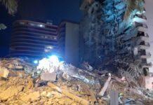 Palazzo crollato a Miami: strage (Google Images)