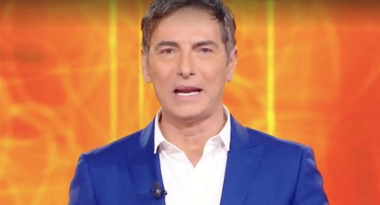 Stop a Reazione a catena, oggi Marco Liorni non va in onda: il motivo