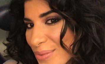 Karima Moual avete mai visto suo marito Vincenzo? Lui è un noto politico