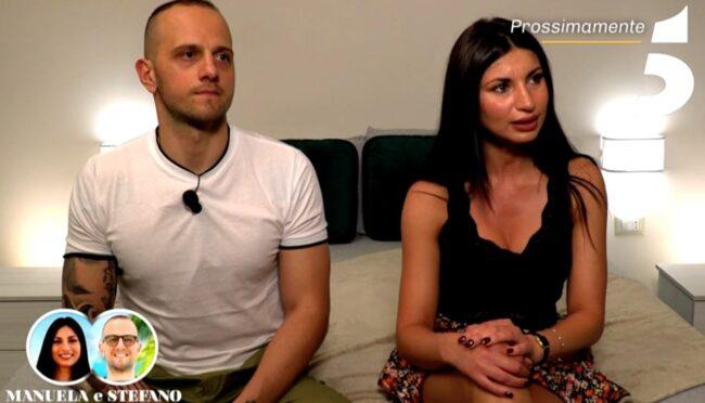 Temptation Island, chi sono Manuela e Stefano: