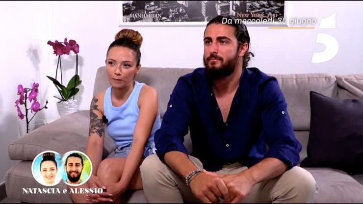 Temptation Island, chi sono Natascia e Alessio: